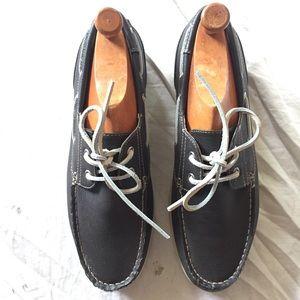 Antonio Zengara Clipper boat shoes brown 10.5